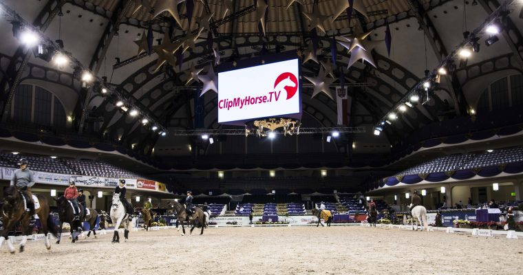 Frankfurter Festhallen Turnier 2017 – Mit den Topstars hinter den Kulissen